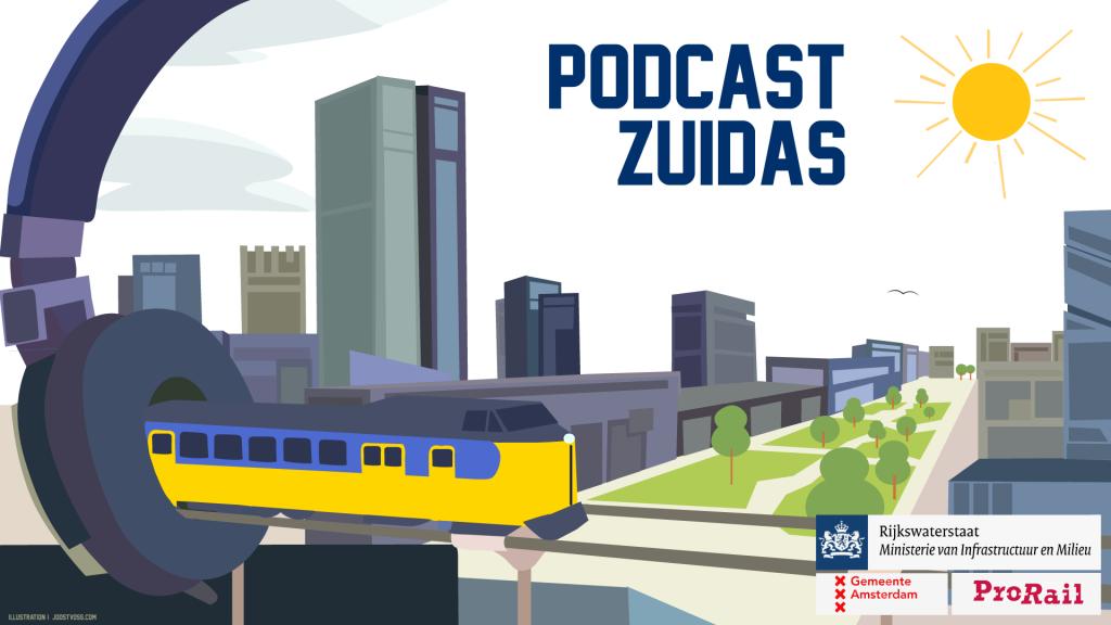 Podcast Zuidas
