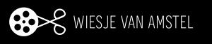 Logo Wiesje van Amstel (Zwart)